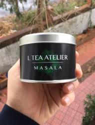 L Tea Atelier - L Tea Atelier Masala Çayı 55 gr