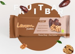 Levom - Levom Hurma Ceviz Fruit Bar 40g