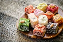 Taze Mutfak - Lokum - Şekersiz Pirinç Antepli 300g