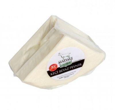 Madalı Doğal Şirden Mayalı Keçi Beyaz Peyniri 250-280 gr.