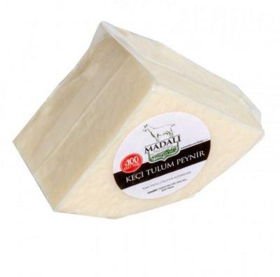 Madalı Doğal Şirden Mayalı Keçi Tulum Peyniri 240-270 gr.