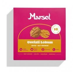 Marsel - Marsel Cevizli Lokum 16 Adet