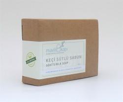MAVİLİ KAPI - Mavili Kapı Keçi Sütlü Sabun
