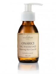 MİSBAHÇE - Misbahçe Onarıcı Saç Bakım Yağı 100 ml