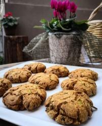 Taze Pastane - Mısır Unlu Pırasalı Kurabiye (10 adet)