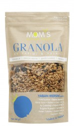 Moms Granola - Moms Granola Paket Yaban Mersinli 360gr