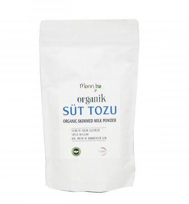 Monn Bio Organik Süt Tozu 200g