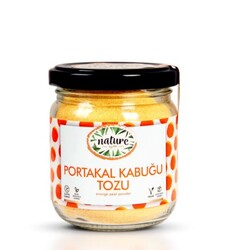 Nature By - Nature By Portakal Kabuğu Tozu 50g