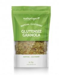 Naturiga - Naturiga Granola Matchalı 250g