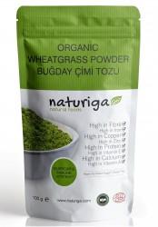 Naturiga - Naturiga Organik Buğday Çimi Tozu