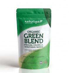 Naturiga - Naturiga Organik Green Blend- Yeşil Karışım 100g