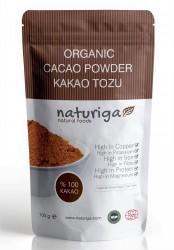 Naturiga - Naturiga Organik Kakao Tozu