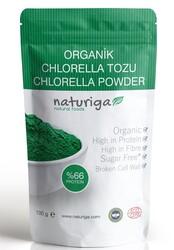 Naturiga - Naturiga Organik Klorella Tozu 100g