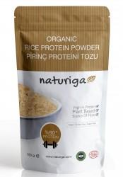Naturiga - Naturiga Organik Pirinç Proteini Tozu