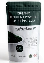 NATURIGA - Naturiga Organik Spirulina Tozu