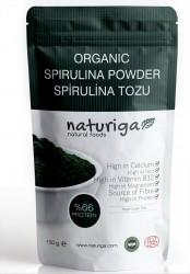 Naturiga - Naturiga Organik Spirulina Tozu 100g