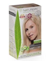Naturigin - Naturigin Organik İçerikli Saç Boyası 10.0 Platin Sarısı