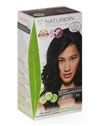 Naturigin - Naturigin Organik İçerikli Saç Boyası 2.0 Siyah