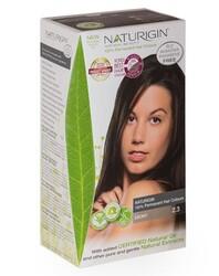 Naturigin - Naturigin Organik İçerikli Saç Boyası 2.3 Abanoz