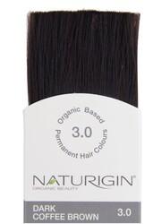 Naturigin Organik İçerikli Saç Boyası 3.0 Koyu Kahverengi - Thumbnail