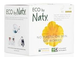 Eco By Naty - Naty İnce Hijyen Pedi (Gece Boyu) - 10 adet