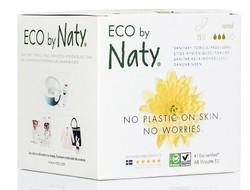 Eco By Naty - Naty İnce Hijyen Pedi (Günlük) - 15 adet