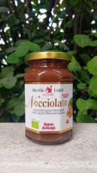 Rigoni Di Asiago - Nocciolata Organik Glutensiz Sütlü Kakaolu Fındık Kreması 270 gr