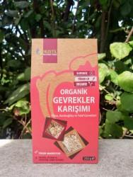 NUSTİL - Nustil Organik Glutensiz Gevrekler Karışımı 250 gr.
