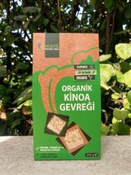 Nustil - Nustil Organik Glutensiz Kinoa Gevreği 250 gr