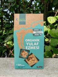 NUSTİL - Nustil Organik Glutensiz Yulaf Ezmesi 250gr.