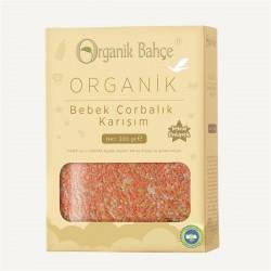 Organik Bahçe - Organik Bahçe Organik Bebek Çorbalık Karışım 300gr