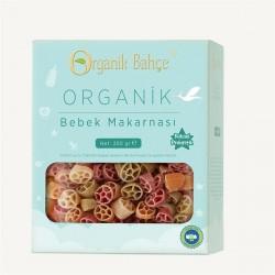 ORGANİK BAHÇE - Organik Bahçe Bebek Makarnası 250 Gr