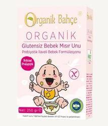 ORGANİK BAHÇE - Organik Bahçe Organik Glutensiz Bebek Mısır Unu 250g