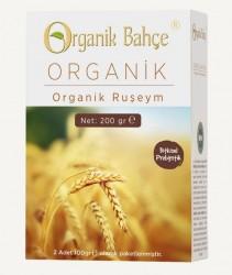 Organik Bahçe - Organik Bahçe Organik Ruşeym 200g