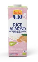 ISOLABIO - isola Bio Organik Glutensiz Badem Ve Pirinç İçeceği 1000ml