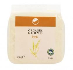 Organik Gurme - Organik Gurme İrmik 500gr