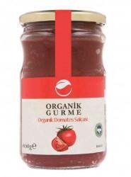 Organik Gurme - Organik Gurme Organik Domates Salçası 650gr