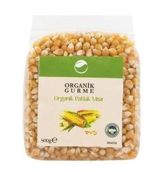Organik Gurme - Organik Gurme Organik Mısır - Patlatmalık 500g