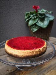 TAZE PASTANE - Orman Meyveli Cheesecake (Rafine şekersiz, glutensiz) 8 Kişilik