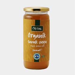 Orvital - Orvital Organik Tavuk Suyu 500ml