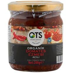 Ots - Ots Organik Domates Ezmesi - Acılı 200g
