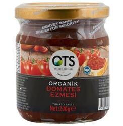Ots - Ots Organik Domates Ezmesi 200g (skt)