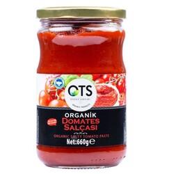 Ots - Ots Organik Domates Salçası 660g