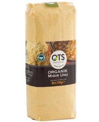Ots - OTS Organik Mısır Unu 750g
