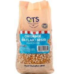 Ots - OTS Organik Popcorn Patlatmalık Mısır 750g