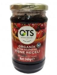 Ots - OTS Organik Vişne Reçeli 360gr