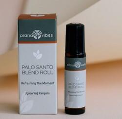 Prana Vibes - Prana Vibes Palo Santo Blend Roll 10ml
