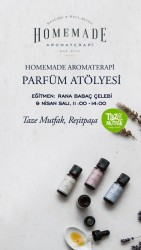 Atölye - Rana Babaç Çelebi ile Doğal Parfüm Atölyesi - Thumbnail