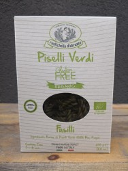 RUSTICHELLA - Rustichella d'abruzzo Organik Glutensiz Yeşil Bezelye Makarnası