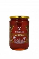 ŞAHBAZÇAYLI - Şahbazçaylı Organik Kestane Balı 450 gr.